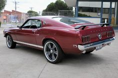 69 Mustang Fastback 302