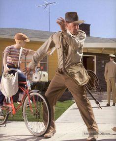 Indiana Jones (Harrison Ford) - Indiana Jones and the Kingdom of the Crystal Skull (2008)