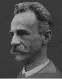 Tadeusz Kotarbiński - filozof, logik, profesor Uniwersytetu Warszawskiego. Fotografia portretowa.