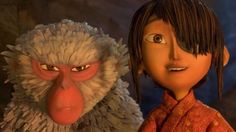 Matthew McConaughey, Charlize Theron and Art Parkinson press interviews on new stop motion animation Kubo and the Two Strings. Best Kids Films, Good Movies, Samurai, Coraline, Stop Motion, Art Parkinson, Laika Studios, Kubo And The Two Strings, Get Over Your Ex