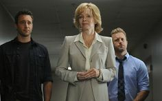 Scott Caan, Jean Smart and Alex O'Loughlin in Hawaii Five-0 (2010)
