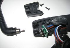 GHD-Repair: How to replace GHD Mk4 Cable Impact Driver, Ghd, Cable, Cabo, Electrical Cable