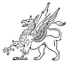 Griff madár = sárkány ?
