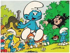 6. LOS PITUFOS (1981-1990)