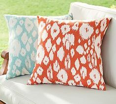 Outdoor Chair Cushions & Outdoor Patio Cushions | Pottery Barn