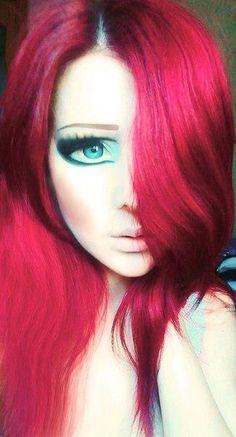 Doll Makeup Anastasiya Shpagina
