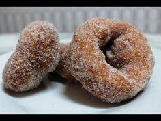 Receta: Roscos fritos (Especial Semana Santa) - Dulces de Estrella - YouTube