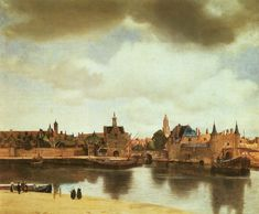 Vermeer - idea of painting is to mix useful with sweet . the way to be accomplished is in the philosophy way, meant wut art does - transfiguration of the common place