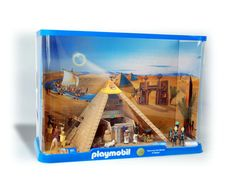 Egyptian Diorama