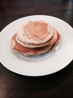 vegan Pancakes Vegan Pancakes, I Love Food, Breakfast, Morning Coffee, Morning Breakfast, Vegan Crepes