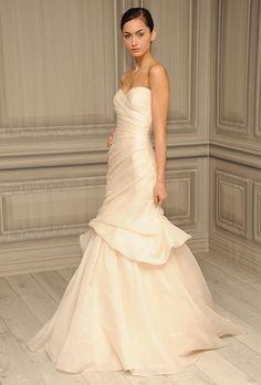 Brides: Monique Lhuillier - Spring 2012 :