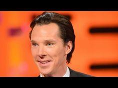 [amarlo molto, specie quando fa lo scemo] Benedict Cumberbatch - The Graham Norton Show - Series 13 Episode 5 - BBC One (@miss frattaglia)