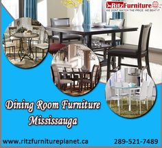 Modern dining tables for a wonderful dining experience! Ritz Furniture Planet Ltd. visit: http://www.ritzfurnitureplanet.ca/Dining-Rooms/Dinning-Sets/ contact @ 289-521-7489. #ModernFurnitureMississauga #FurnitureStoresMississauga #RitzFurnitureMississauga #diningtable