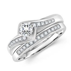 three diamond bridal set our price 3 109 99