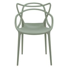 BuyPhilippe Starck for Kartell Masters Chair, Green Online at johnlewis.com
