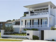 Craig Steere Architects modern Hamptons beach house