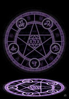 Magic circle by ~Arry4eternity on deviantART