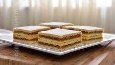 Placinta cu mere facuta in casa - reteta video Romanian Food, Romanian Recipes, Sweet Tarts, Eat Dessert First, Eclairs, Good Food, Food And Drink, Cooking Recipes, Tasty