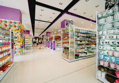 Daiso Lands at Central Park - Fashion - Broadsheet Sydney Japanese Imports, Home Organisation, Daiso, Lifestyle Store, New Shop, Central Park, Landing, Sydney, Retail