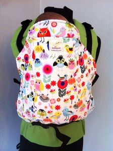 42044f89f25 Kinderpack- Put a Bird on it! The latest carrier I m coveting! Baby Wearing Babywearing