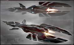 Jupiter Ascending's Spaceship Designs Are Even Cooler Than You Knew