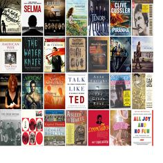 """Wednesday, June 3, 2015: The Greenfield Public Library has 11 new bestsellers, 22 new videos, 20 new music CDs, one new children's book, and 25 other new books.   The new titles this week include """"To Kill a Mockingbird,"""" """"Very Best of,"""" and """"Selma."""""""