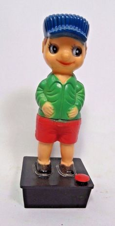 Weepy the Wee Wee Novelty Toy Gag Gift Celluloid Boy Peeing Hong Kong 1970s Vtg | eBay