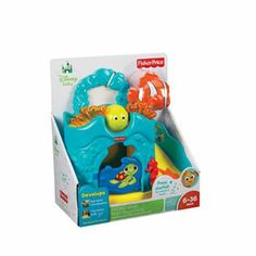 finding nemo baby toys