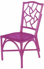 these chairs come in every color they are really reasonably priced and unfotyunately they are out of stock but back in may...yay!