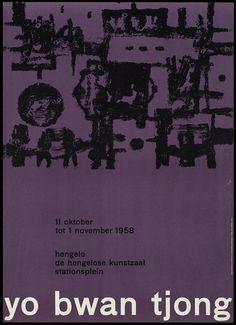 Wim Crouwel – 1958