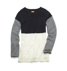 $29Women Tops Tricolour Sweater Low-res JACQUARD 19 AND SOLIDS 29?