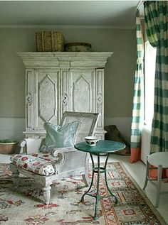 MAISON DECOR: Anna Wintour's home: fabulous Long Island hideaway fit for a Vogue editor