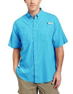 Columbia Men's Tamiami II Short Sleeve Shirt, « Impulse Clothes