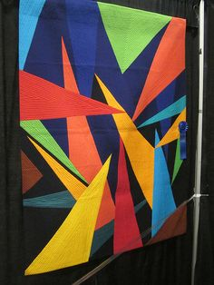 Inspirational Sunday (6) - via the 2013 Road to California Quilt Show