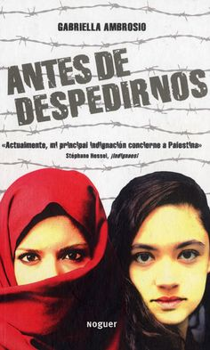 La escritora y periodista italiana Gabriella Ambrosio se adentra en la vida de los refugiados palestinos y los colonos judíos que viven en Jerusalén. Esta novela está basada en el atentado suicida que cometió una joven palestina...