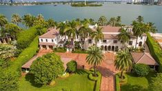 Florida: $65 Million | Ladies, grab your Pinterest boards. There are some stunning Southern homes around the region. We have historial antebellum properties with majestic white pillars, ranches with acres upon acres of open space, and coastal beach houses with to-die-for views of the Atlantic and the Gulf. These extravagant listings located around the South range from around $5 million dollars to over $60 million dollars. There are carriage houses, cabanas, log cabins, and indoor pools in…