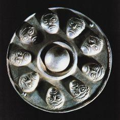 Falera, II-I a.C. Museo di Santa Giulia, Brescia. Provenienza Manerbio Mella. Cultura celtica