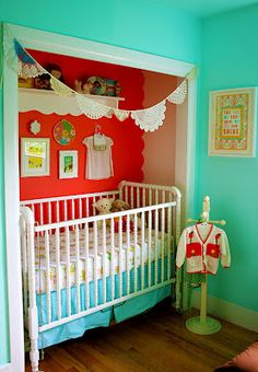 Hmmm... Nate's room? And, yes, Mom, I acknowledge that you already suggested this and I said no way.