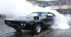 See The Best Burnouts From Mopar Nationals 2016