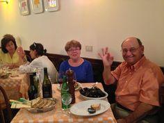 Nostri clienti, da molti anni, di Cape Cod - Massachusetts ... Ristorante Piccolo Arancio #Roma