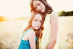 Sisters.  Love this whole session by Simplicity Photography.