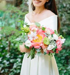 """IDYLLIC Events on Instagram: """"We made sure her hands were floral-filled. . . . Photo credit @whiterufflesphoto  #idyllic #idyllicblooms #gorgeousflowers #flowerdesign…"""" Flower Designs, Photo Credit, Bouquets, Hands, Events, Wedding Dresses, Floral, Flowers, Instagram"""