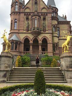 Schloss Drachenburg #done 🙈🏰✔️