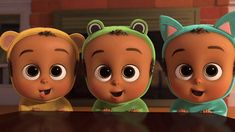 New party member! Tags: cute sad baby oh boss dreamworks boss baby triplets