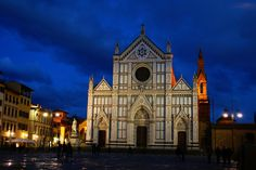 Photo Firenze Santa Croce par Sinagot  on 500px