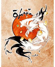 Amaterasu by messa from DA