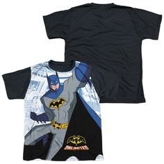 Check out our new item BATMAN UNLIMITED/.... Just added today get it here http://everythinglicensed.com/products/bmu108-ytbb-4