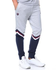 Find Eagle Sweatpant Men's Jeans & Pants from Born Fly & more at DrJays. on Drja. Mens Joggers, Sweatpants, Jogging, Moda Peru, Jogger Pants Outfit, Track Pants Mens, Boys Clothes Style, Denim Jacket Men, Active Wear For Women