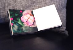 Give those tiny features a tiny album to go with them. Images by Renata Marques Photography