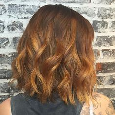 Those tones . That cut  #obsessed with this look by Matt
